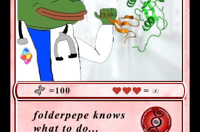 FOLDERPEPE DEDICATED FOLDER SPECIAL REWARDS ANNOUNCEMENT