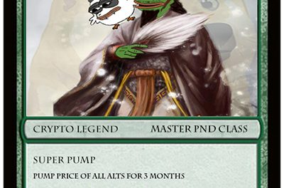 Card Creator Interview – Horus