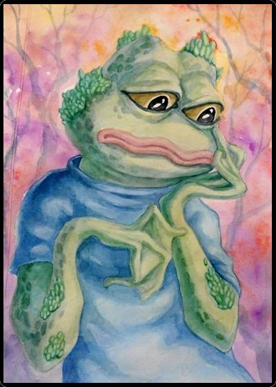 Melancholia Pepe